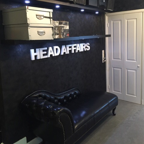 Wachtruimte Atelier Head Affairs